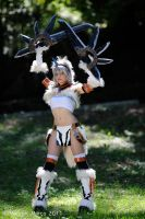 Monster Hunter by KICKAcosplay