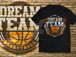 DreamTeam-Shirt by Lonewolf0613