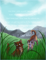Tell The World by Lionstrikewhiskers