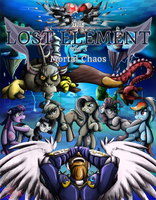 Fanart - MLP. The Lost Element, Mortal Chaos by jamescorck