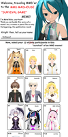 MMD Madhouse Meme (Round 0) by Wolfypoof