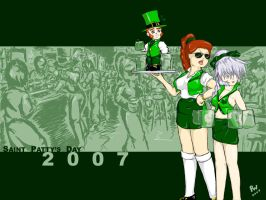 Saint Patty's Day by wraith11