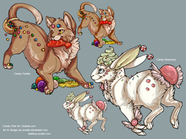 Candy Pets for Ver by amidst