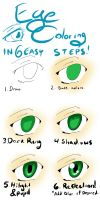 Eye coloring tutorial by Atakino-Zane