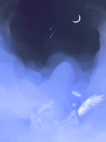 Up In The Clouds by Hickepop