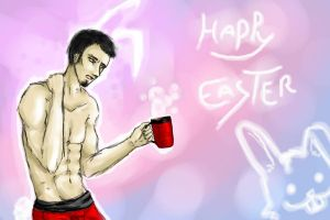 Happy Easter by M-Asami-the-szilf