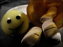 Happy Pills by MaliciousMarine
