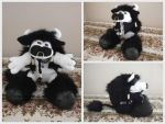 Deluxe Tauren Plushie by Tilly-Towell