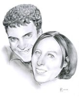 Brian and Charlene by BraveSirKevin