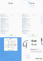 A -REAL- Google redesign by YaroManzarek