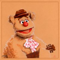 Fozzie Bear by AllisonSohn