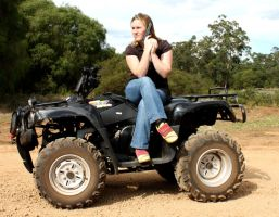 Quad Bike 9 by kirilee