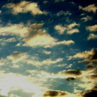 Cloud Texture 17 by Aimi-Stock