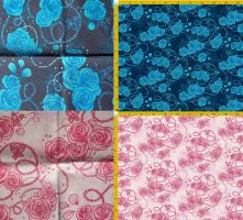 Paradise Kiss Fabric by aimeekitty