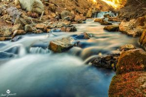 Saturation of a River by mjohanson