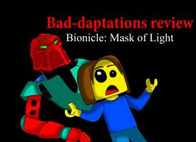 Bionicles title card by NorthernAnimator