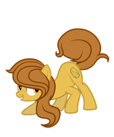 Potato Pony  -Commission- (Updated) by SugarRush015