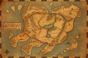 The Lands of Lynaeus by benithil