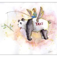 Panda Inc: Taxi by Randomglitch