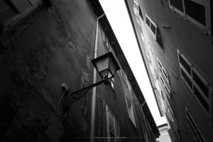 Streets of Triest by Koljan