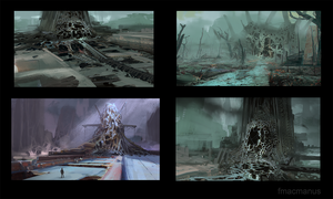 Bone Temple Thumbnails by fmacmanus