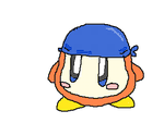 Bandana Waddle Dee Flipnote Doodle by GSVProductions
