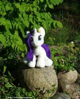 Flower Rarity plush by Tedimo