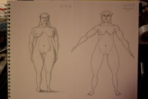 30 LU'THEA, BODY CONCEPT 2d by TheSkaldofNvrwinter