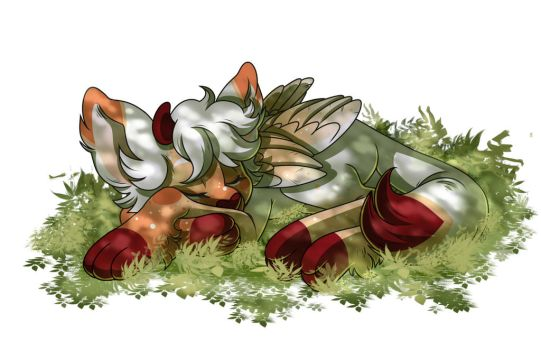 Just a snooze by MagnaStorm