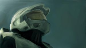 Master Chief by avimdesign