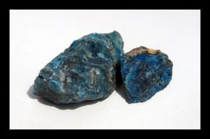 Blue Apitite by manwithashadow
