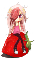 strawberry by Disorder-J