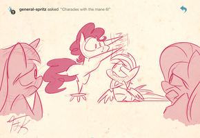 Charades Request by FluttershytheKind