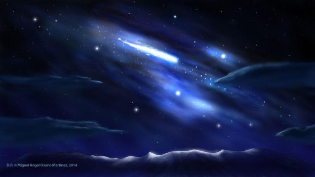 Look to the Stars by Garhoul