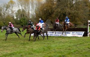Gurteen point to point race 4 by Cyril-Helnwein