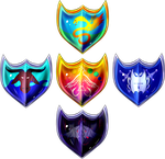 SHIELDS IV - Millirand by Verridith