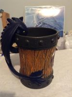 toothless tankard by dragonempress87