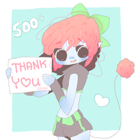 THANK YOU ~ 500+ by Pingo-pi