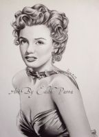 The Great Marilyn Monroe by scoobylady