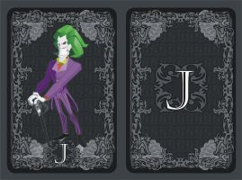 Joker card by Daniel-Velez