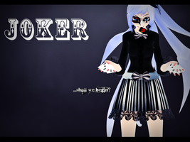 Play poker with a Joker by AleNor1