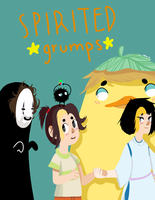 spirited grumps ! by youdinguss