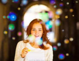 Bubbles by DenisGoncharov