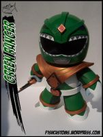 Green Ranger 2012 by F1shcustoms