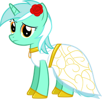 Lyra's Dress by Emper24