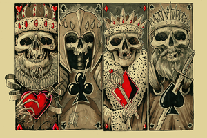 The Kings by DK13Design
