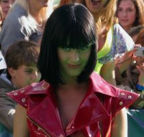 Katy Perry. by gomersimpson777