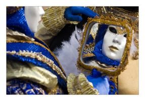 Venetian masks 11 by flemmens