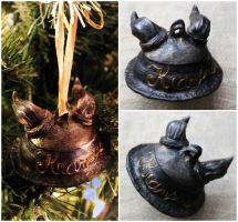 Krampus Ornament by Anesthetic-X