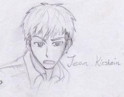 Attack On Titan- Jean by Cuddly-DorkPie